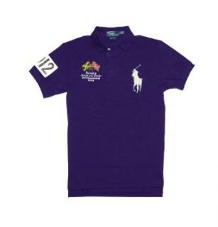 Polo Ralph Lauren Men Custom Fit Big Pony Track & Field