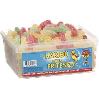 Haribo Super Frites 210 pièces   Achat / Vente CONFISERIE DE SUCRE
