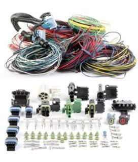 Holley 534 143 Replacement Main Wiring Harness