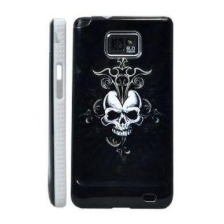 Coque Samsung Galaxy S2 i9100 motif tête de mort   Caractéristiques