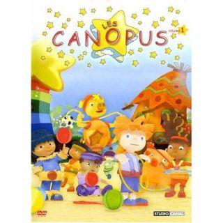 Les canopus volume 1 en DVD DESSIN ANIME pas cher