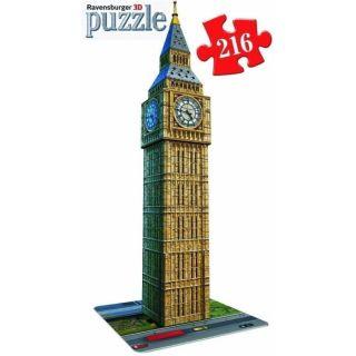 Puzzleball®   Big Ben   216 pcs   Achat / Vente PUZZLE Puzzleball