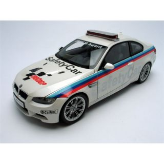 KYOSHO 1/18 BMW M3 (E92) Moto GP Safety Car 08   Achat / Vente MODELE