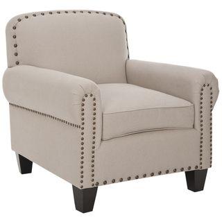 Chester Beige Club Chair