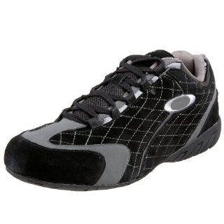 Oakley Mens Race Low 2 Sneaker,Black/Grey,5 M Shoes