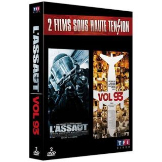 assaut + uscv / vol 93 en DVD FILM pas cher