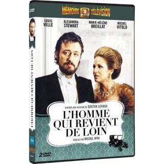 DVD Lhomme qui revient de loin en DVD FILM pas cher
