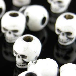 Halloween Skull Beads Toys & Games
