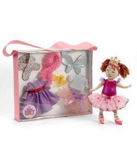 Madame Alexander Dress Up Tote with 12 Cloth Doll, Fancy