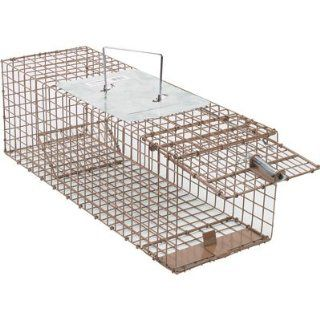 Live Animal Cage Trap   Squirrel Trap, Model# 151 0 004