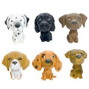 Big Head Puppy Toys & Games