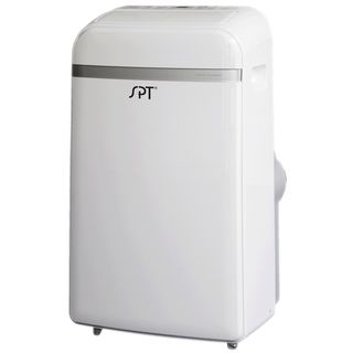 12,000BTU Portable Heat/ Cool/ Dehumidify Air Conditioner with Remote