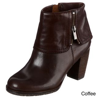Naya Womens Lark Leather Ankle Boots