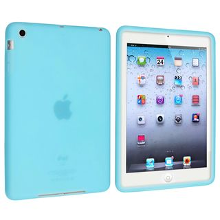 BasAcc Sky Blue Silicone Case for Apple® iPad Mini