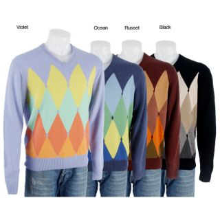 Oggi Moda Mens Cashmere Sweater