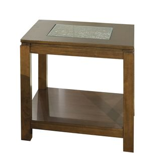 Najarian Furniture Bali End Table