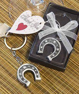 Horseshoe Key Chain Favors