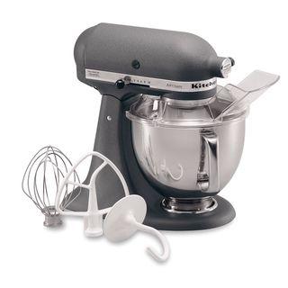 KitchenAid RRK150GR Grey Artisan Series 5 quart Stand Mixer