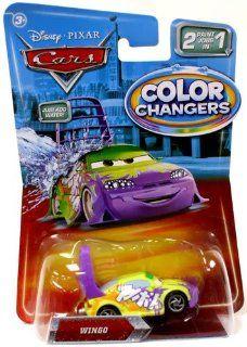 com Disney / Pixar CARS Movie 155 Color Changers Wingo oys & Games
