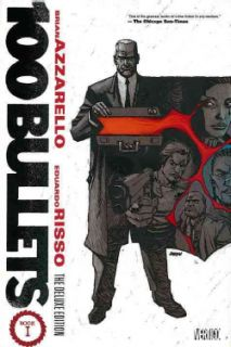 100 Bullets The Deluxe Edition Book 1 (Hardcover)