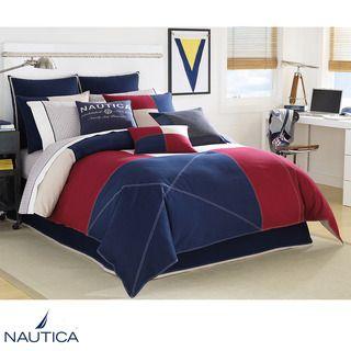 Nautica Top Sail Full/Queen size Duvet Cover