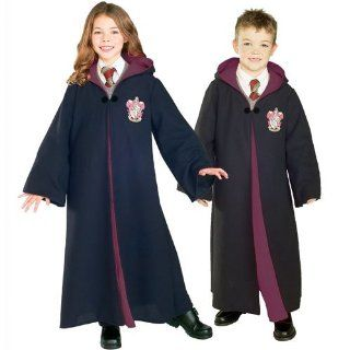Girls Harry Potter Costume   Gryffindor Robe Toys & Games