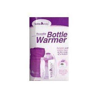 Reusable Portable Baby Bottle Warmer, No Batteries Req