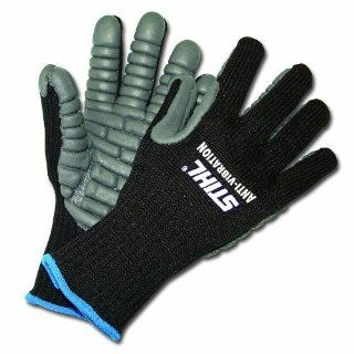 STIHL 7010 884 1128 Large Anti Vibration Gloves: Patio
