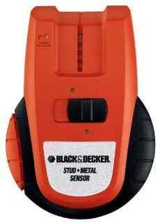 Black & Decker BDL152S Bulls Eye Wood, Metal and Live Wire Stud
