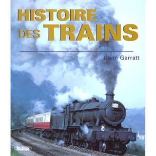 Histoires de trains   Achat / Vente livre Colin Garrat pas cher
