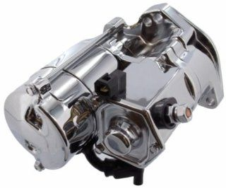 New Chrome Starter Harley Davidson Motorcycle Electra Glide, FLHTC
