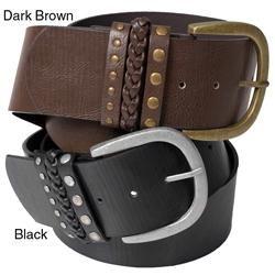 Hailey Jeans Co. Juniors Wide Fashion Belt