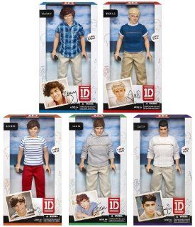 12 One Direction Dolls   Video Collection Doll Set