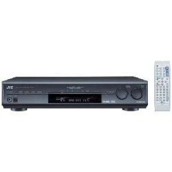 JVC RX D202B 100 watts/channel A/V Control Receiver