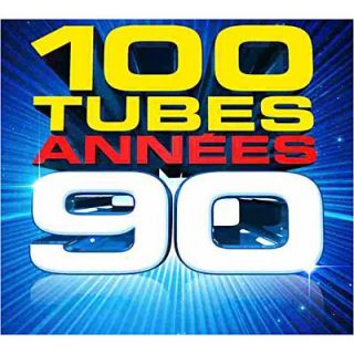 100 TUBES ANNES 90   Compilation (5 CD)   Achat CD COMPILATION pas