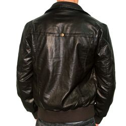 191 Unlimited Mens Faux Leather Jacket