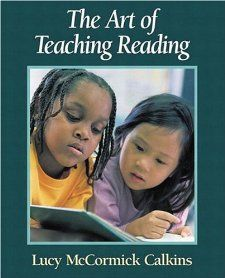 The Art of Teaching Reading: Lucy McCormick Calkins: 9780321080592