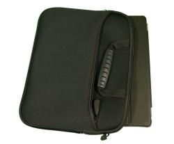 Zippered Black Carrying Case for iPad/ iPad 2/ and the New iPad