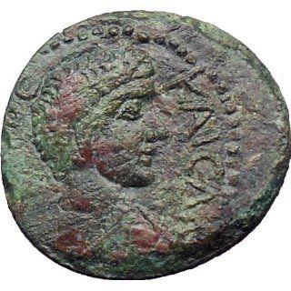 MARCUS AURELIUS as CAESAR 139AD Amphipolis Macedonia Artemis Ancient