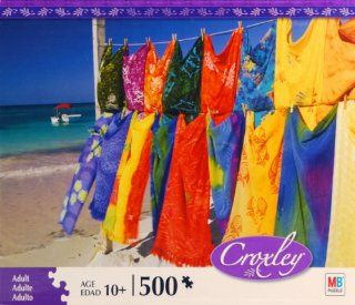 Croxley 500 Piece Jigsaw Puzzle   Sarongs for Sale by