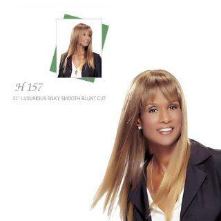 BEVERLY JOHNSON Human Hair Wig H157, TT1B/30 Beauty