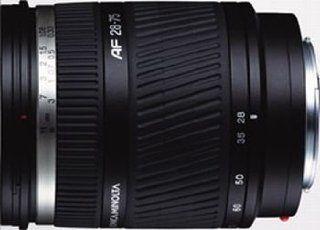 Konica Minolta AF 28 75mm f/2.8 Lens for the Maxxum 5D