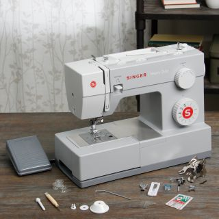 Singer 4411 Electronic Sewing Machine w/bonus (Set of 3 Feet) Today $