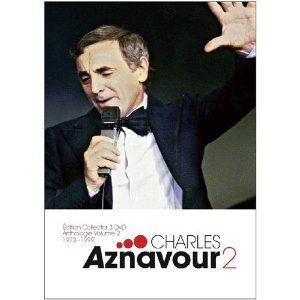 CHARLES AZNAVOUR   Anthologie 1973 1999 Vol.2   Achat CD DVD MUSICAUX