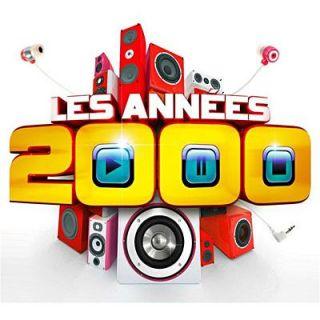LES ANNEES 2000   Compilation (5CD)   Achat CD COMPILATION pas cher