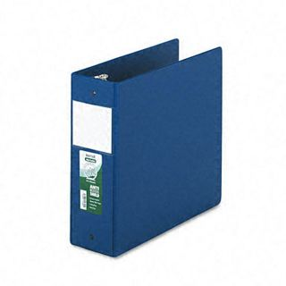Samsill Antimicrobial 4 inch Round Ring Binder