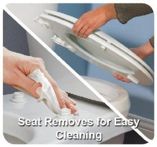 Bemis Mfg Soft Pink Toilet Seat 13EC 023