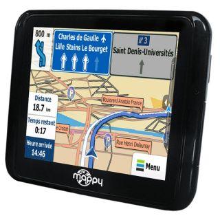 Mappy Mini GPS 290   Achat / Vente GPS AUTONOME Mappy Mini GPS 290
