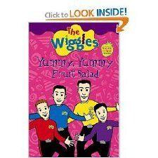 The Wiggles  Yummy, Yummy  Fruit Salad Books
