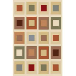 Symbol Multi Abstract Rug (710 x 106)